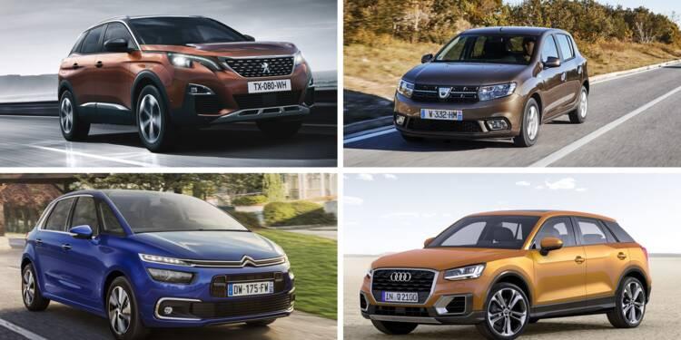 Voici 10 voitures diesel rentables pour les gros rouleurs