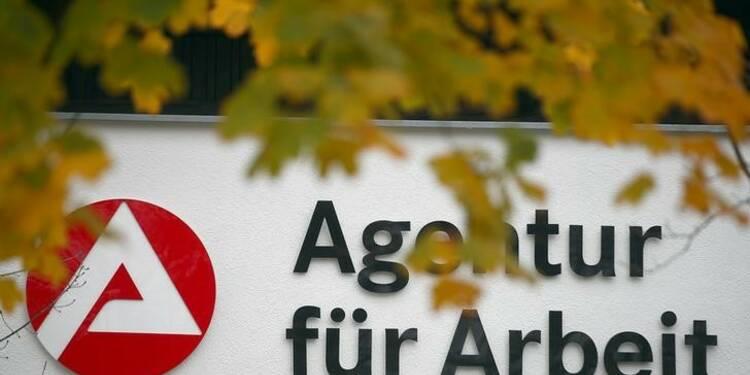 Allemagne: Baisse plus forte que prévu du nombre de chômeurs