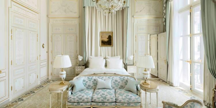 Offrez-vous un bout du Ritz aux enchères… à partir de 100 euros !