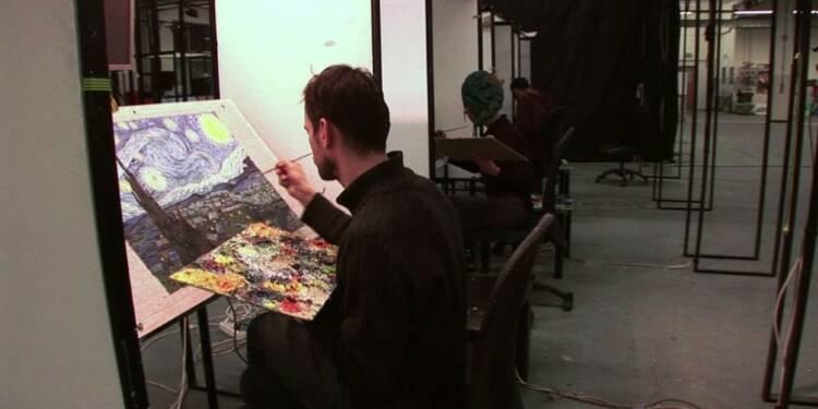 Les peintures de Van Gogh revivent au cinéma et visent un oscar