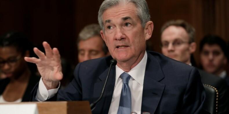 Powell (Fed) apaise un peu les marchés