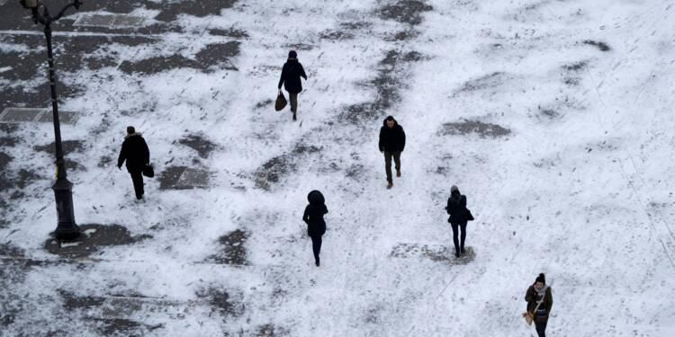 Froid et neige, 13 départements en vigilance orange