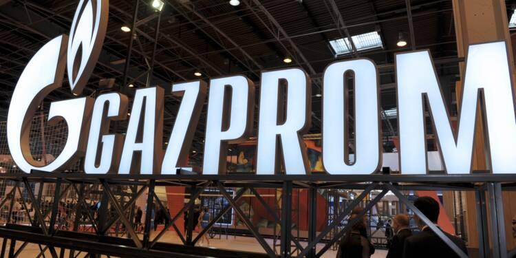Gazprom veut rompre son contrat avec l'Ukraine