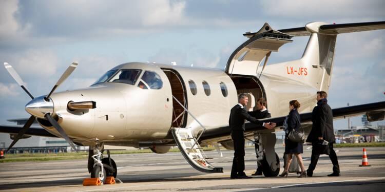 Jetfly : ne louez plus votre jet, achetez-en une part