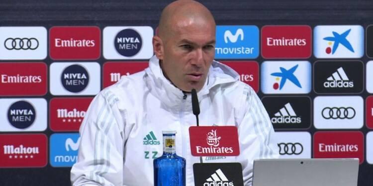 Football/Real Madrid: Zidane se méfie du PSG, même sans Neymar