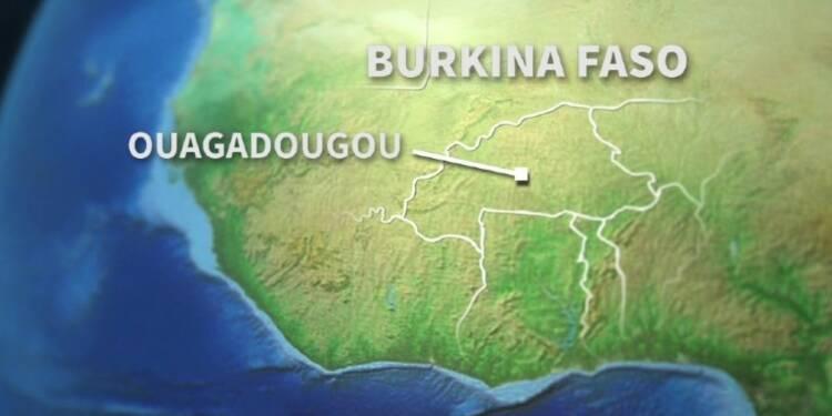 Attaque à Ouagadougou