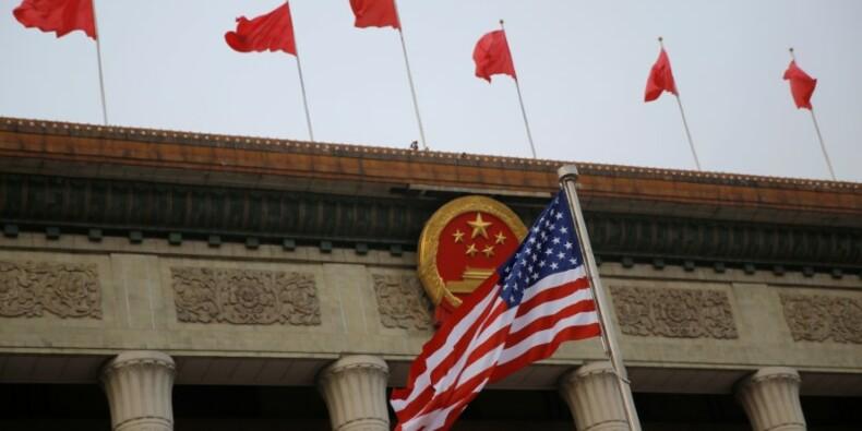 Les USA évoquent leurs préoccupations commerciales avec la Chine
