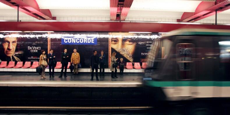 60 euros pour avoir marché à contre-sens dans le métro !