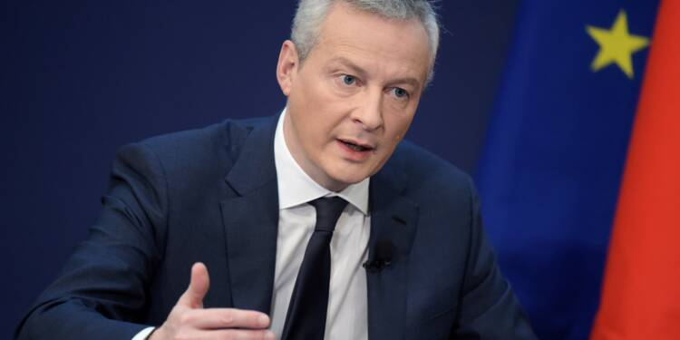 Bruno Le Maire dévoile les détails de la taxe européenne sur les GAFA