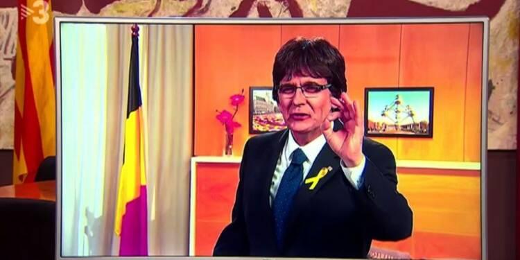 Humour et politique, sur fond de crise catalane