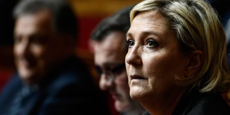 Assistants européens du FN : l'étau se resserre autour de Marine Le Pen
