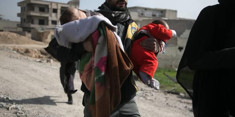Syrie: premier convoi humanitaire de l'ONU attendu dans la Ghouta