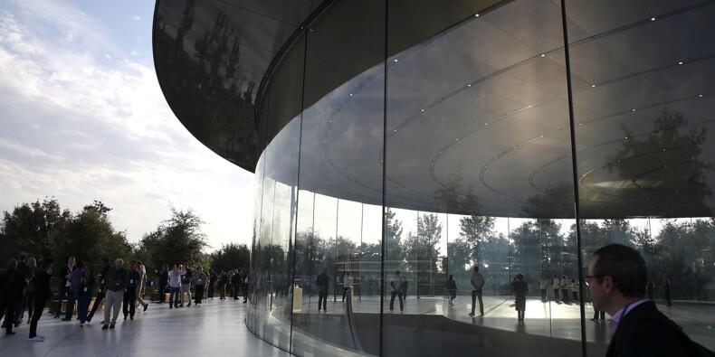 Trop propre, trop épuré : le nouveau QG d'Apple est mal vécu par certains employés