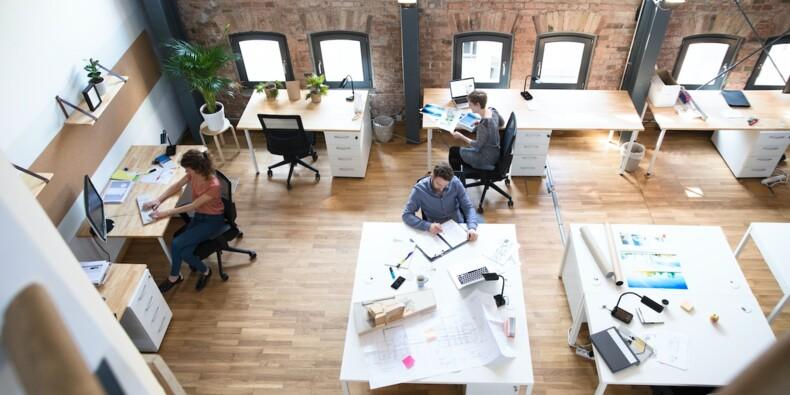 Télétravail, coworking... l'entreprise se dématérialise