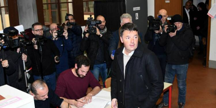 Elections en Italie : la vague anti-Europe fait trembler Bruxelles
