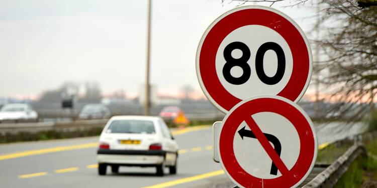 La fronde de 31 départements contre la limitation à 80 km/h