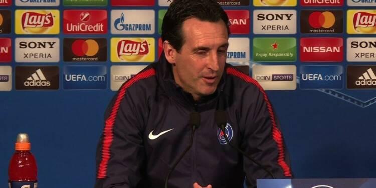 Football: A J-1 du choc, le PSG affiche sa confiance