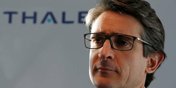 Thales vise une nouvelle amélioration de ses résultats avant l'acquisition de Gemalto