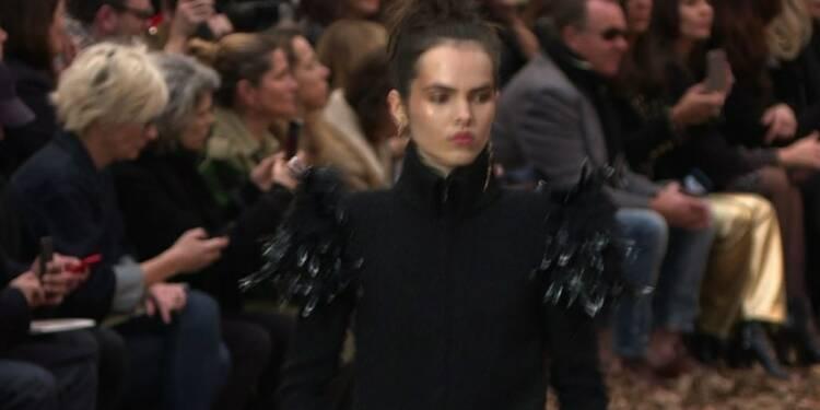Fashion Week de Paris: Chanel se promène dans les bois