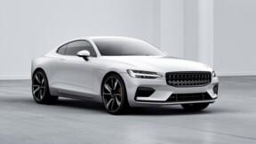 Polestar 1 (Volvo) : la concurrente la plus sérieuse de la Tesla Model S au Salon de Genève