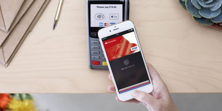 Apple Pay maintenant accessible aux clients Boursorama