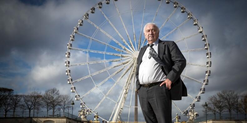 Grande roue de la Concorde : Marcel Campion remporte une manche dans son combat contre Anne Hidalgo