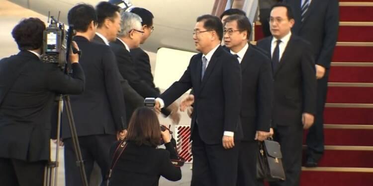 Les dirigeants des deux Corées vont se rencontrer fin avril