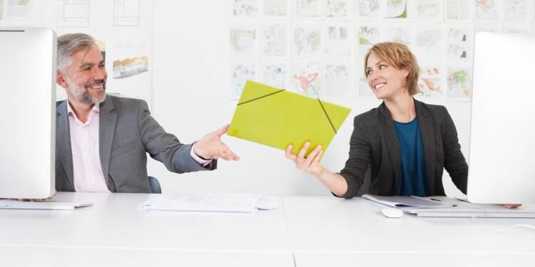 Et si vous optiez pour le job partagé ?
