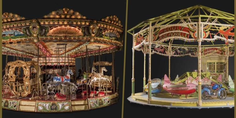 Vieux manèges, machines à sous... la collection de Marcel Campion aux enchères