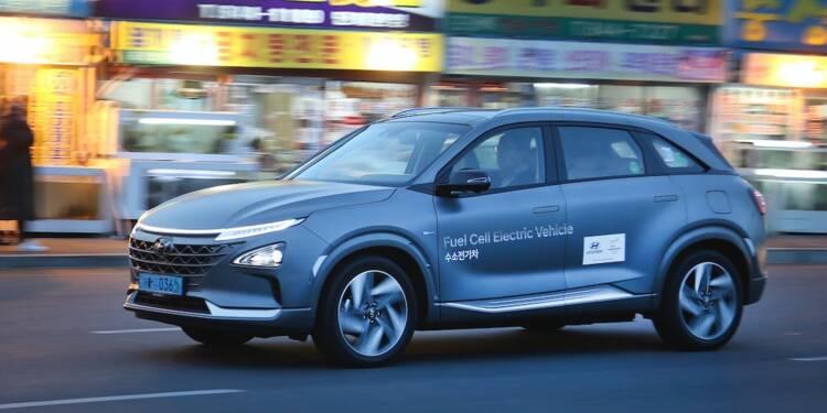 Hyundai Nexo : on a testé le SUV à hydrogène du Coréen