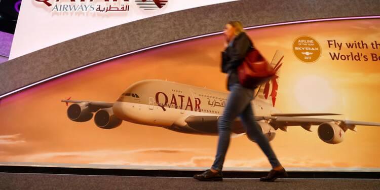 Qatar Airways subira une perte annuelle très importante, selon son DG