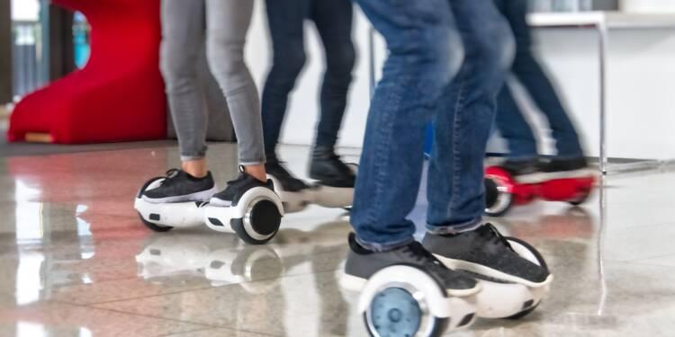 Trottinettes électriques, monoroues, hoverboards... le grand comparatif