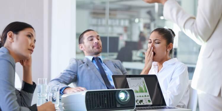 Le rétroprojecteur ne marche pas en réunion ? Il existe des solutions !