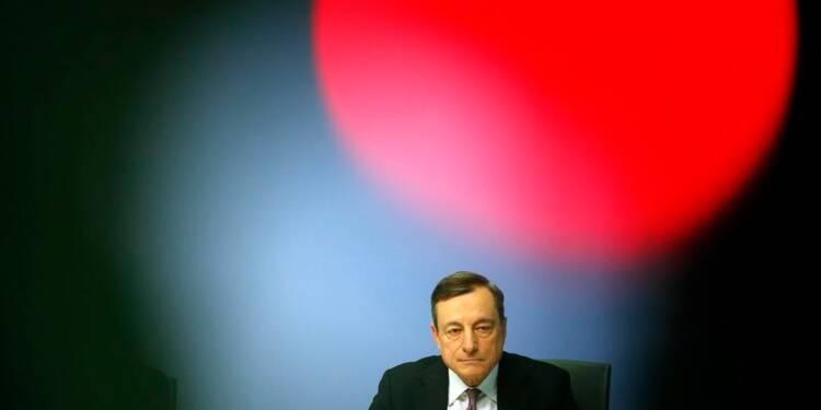 Les décisions commerciales unilatérales sont dangereuses, déclare Draghi