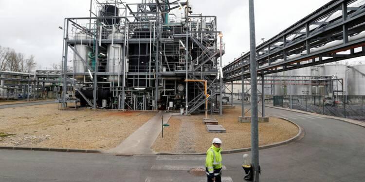 La production industrielle recule plus que prévu en janvier en France