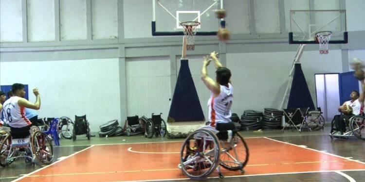 Contre les handicaps, la victoire du handibasket afghan