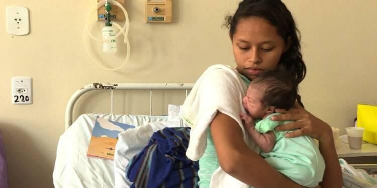 Migrants: nouvelle génération de bébés vénézuéliens au Brésil