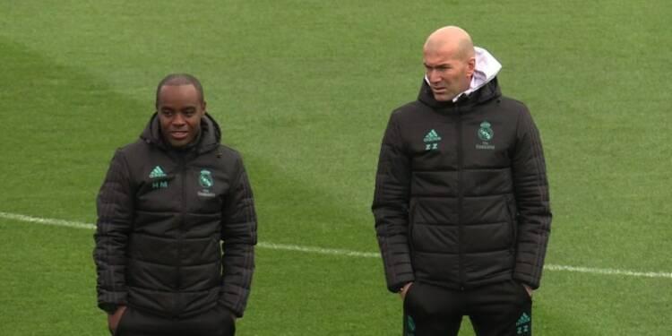 Football: Zidane ne se pense pas