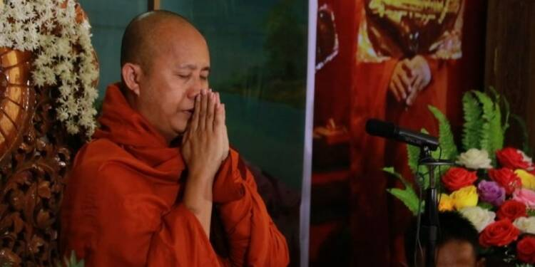 Wirathu, la voix du nationalisme bouddhiste birman