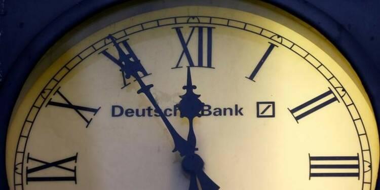 Deutsche Bank valorise sa filiale DWS entre 6 et 7,2 milliards d'euros