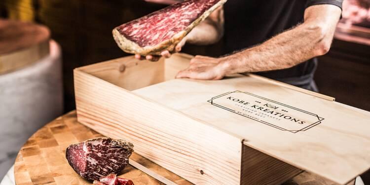 Riccardo Giraudi : ses steaks et entrecôtes valent de l'or