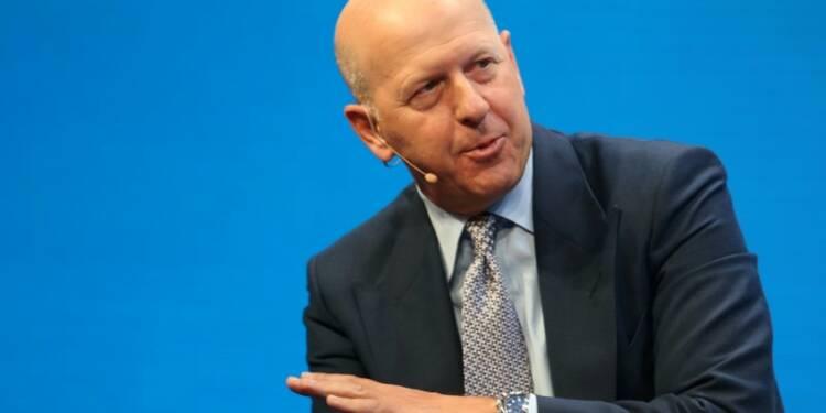 Goldman Sachs: Schwartz s'en va, Solomon favori pour devenir PDG