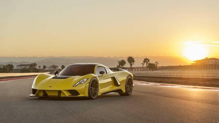 Hennessey Venom F5 devrait devenir la voiture la plus rapide du monde