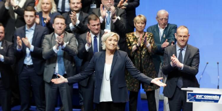 """Le FN pourra-t-il être rebaptisé """"Rassemblement national""""?"""