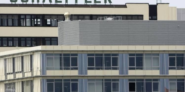 Schaeffler vise une conversion d'actions pour renforcer ses finances