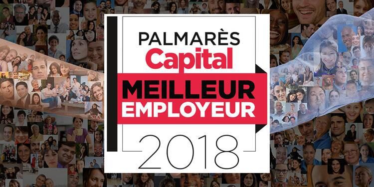 Les 15 meilleurs employeurs de France selon leurs salariés