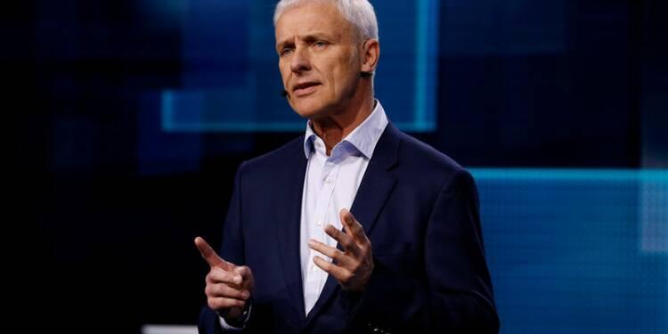 La rémunération du patron de Volkswagen bondit de 40%