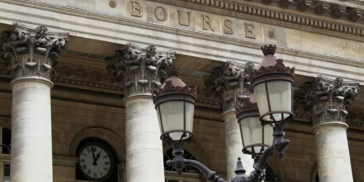 Légère hausse sur les Bourses européennes avant l'inflation US