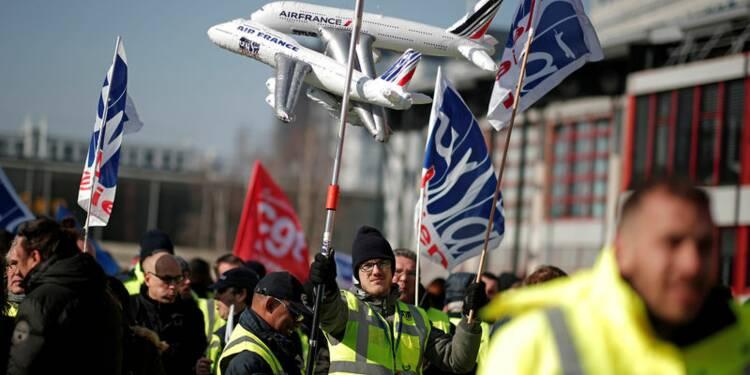 Vers une grève le 23 mars — Air France