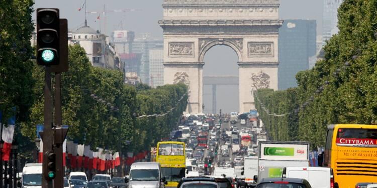 PV à Paris : les automobilistes payeraient les exigences de la mairie